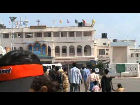 Annai Velankanni Temple video
