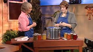 Central Florida Gardening - Pressure Canning (Food and Nutrition)
