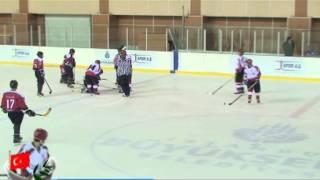 Zeytinburnu Buz Hokey Takımı Başarıdan Başarıya Koşuyor