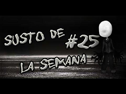 SUSTO DE LA SEMANA 25   PROMOCION DE CANALES - LOS MEJORES SUSTOS   MI FAVORITO HASTA LA FECHA