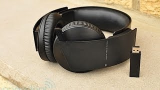 Sony Wireless Stereo Headset İncelemesi