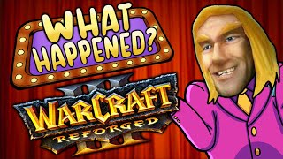 WarCraft III: Reforged - What Happened?