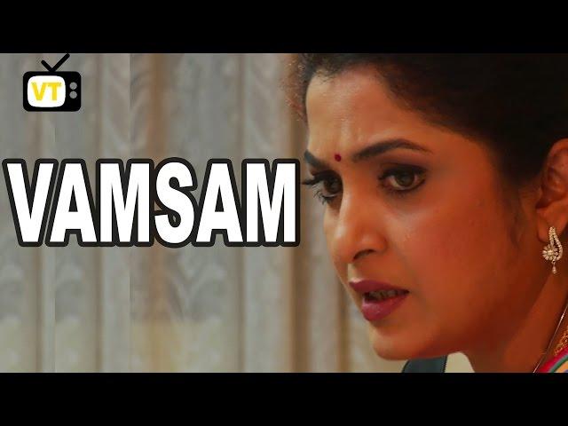 Vamsam   Tamil Serial   Episode 546   20/04/2015