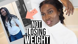 Not losing weight while  INTERMITTENT FASTING | COMMON MISTAKES