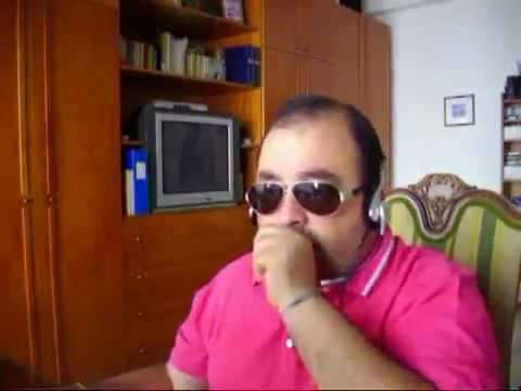 Uomo Pazzo Canta La Sigla Di Dragon Ball GT