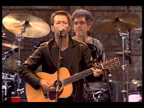 Eric Clapton   Layla  Official Live Video  HD At Hyde Park 3A