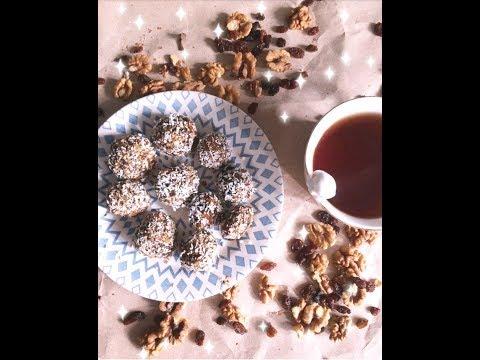ПП рецепт. Полезные конфеты