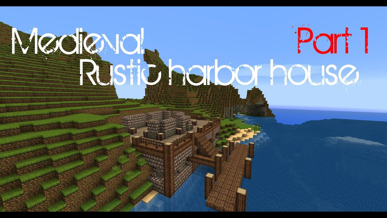 Minecraft Medieval Rustic