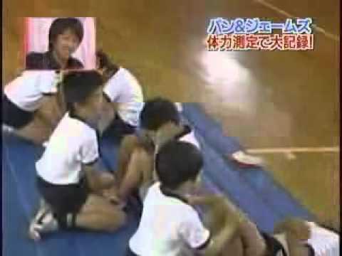 Японское ТВ шоу - собака и обезьяна (юмор).flv