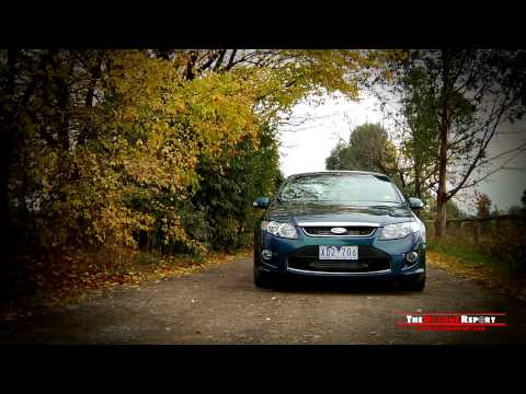 Test Drive Review - FPV Ford Falcon F6E Turbo At Bathurst
