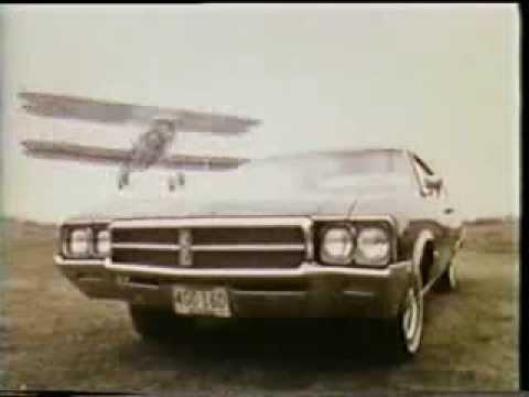 1969 Buick Skylark Custom commercial feat. Joseph O'Neill