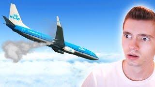 FALTOU COMBUSTÍVEL no MEIO DO VOO!! (BOEING 737) - X Plane 11