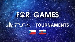 FOR GAMES 2019 - Sobota - Agrael