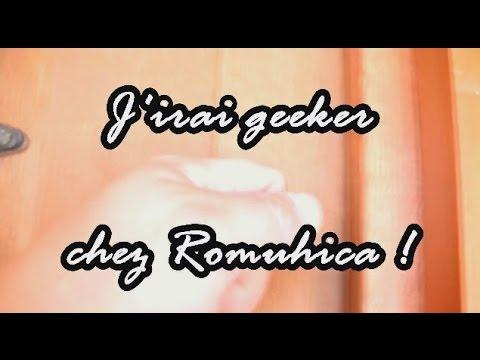 J'irai Geeker Chez Romuhica sur Rayman Origins
