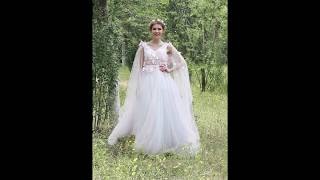 A-line Wedding Dress - Chic & Modern Wedding Dress in Color Sweep/Gowns by LightInTheBox