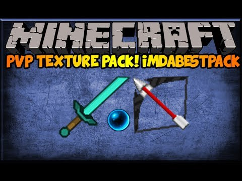 Minecraft 1.7+ PVP Texture Pack Review