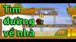 Game tìm đường về nhà - Video hướng dẫn chơi game 24H