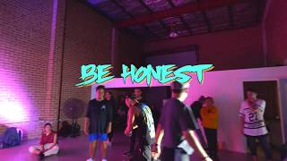 Jorja Smith - Be Honest (feat. Burna Boy) Dance Choreography