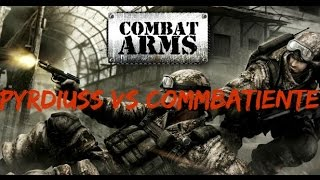 PyrdiusS Vs commbatiente|Combat Arms