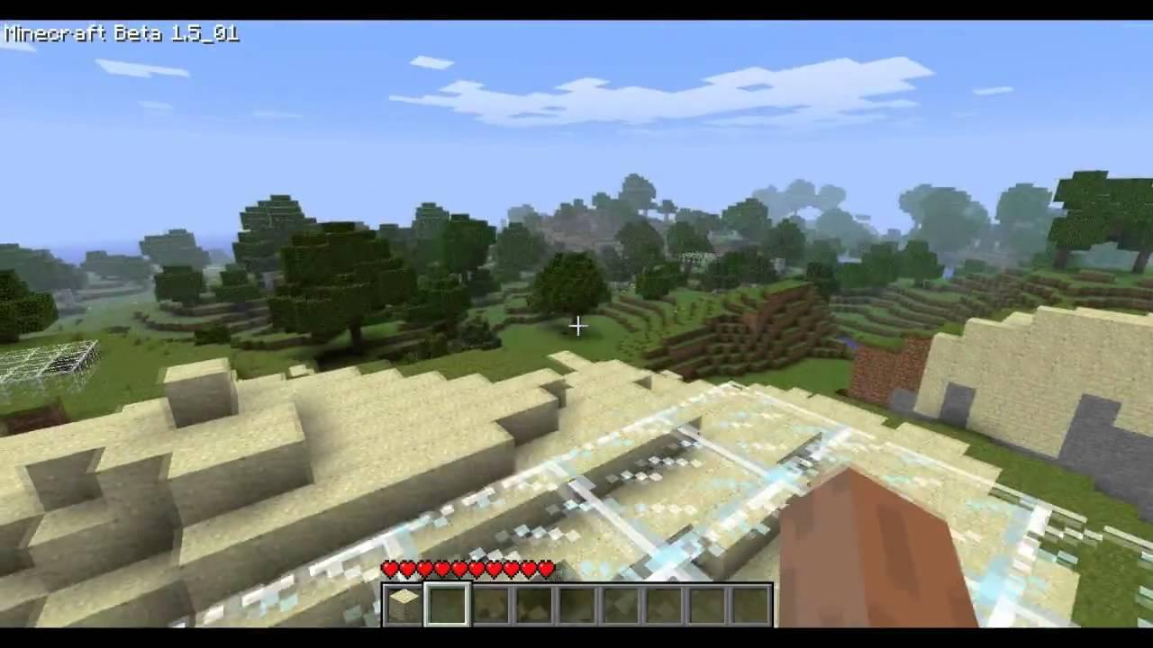 Minecraft - World Edit  Cut Copy And Paste