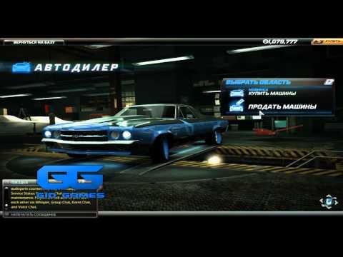 Посмотреть ролик - Need For Speed World Взлом денег взломать Net for speed