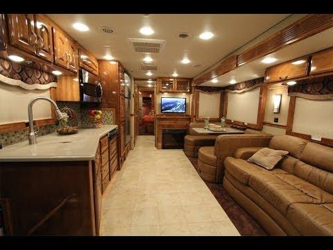 IWS Motor Coaches' Explorer 3000FM by Renegade RV. Stock #82114 INTERIOR