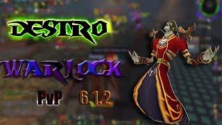 [WOD] Warlock pvp 6.1.2