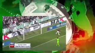 Udinese vs Cagliari all goal Perica,Borriello,Angella 2.1