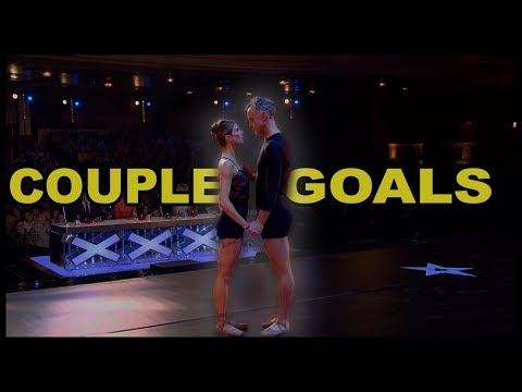 """Top 5 """"MOST ROMANTIC and TOUCHING"""" Dances On Talent Shows In The World!"""