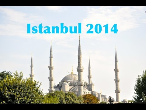LOST IN ISTANBUL [Travel Vlog 2014]