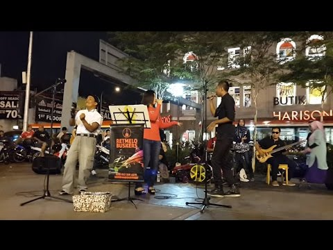 jomblo happy-Nurul & Anaz Richie ft retmelo buskers
