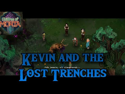 Children of Morta | Kevin and the Lost Trenches