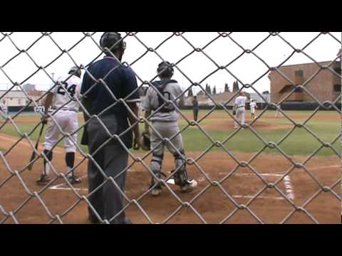Christian Coates Chaminade Freshman Baseball Championship Game Vs. Loyola 4th Inning.mpg