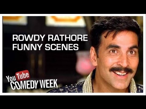 Comedy Week I Rowdy Rathore I Hilarious Compilation video