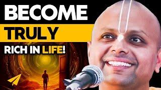 5 Pieces of Life-Changing ADVICE from Gaur Gopal Das | #MentorMeGaur