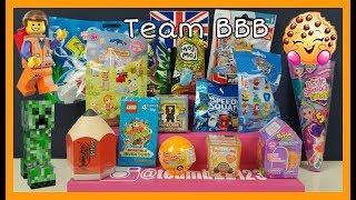 NEW TOYS! Toys and Me Shopkins LEGO Disney Moj Moj Sharks and Co Paw Patrol Minecraft Surprise toys
