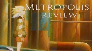 Metropolis Anime Review