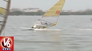 Special Report On 33rd Hyderabad Sailing Week | Hussain Sagar