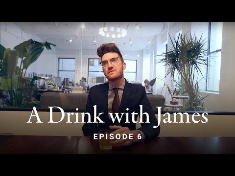 A Drink with James Episode 6 - Successful Instagram Accounts, Minorities in Fashion, PR Agencies