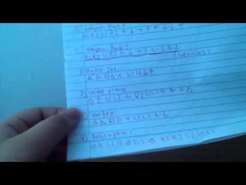 Ps2 gta San Andreas cheat - YouTube