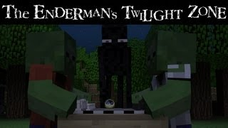 The Enderman's Twilight Zone - A Minecraft Short Film