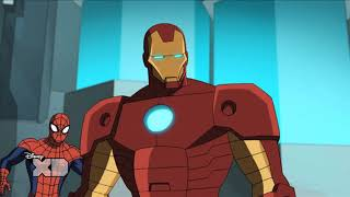 Ultimate Spider-Man - The Iron Octopus