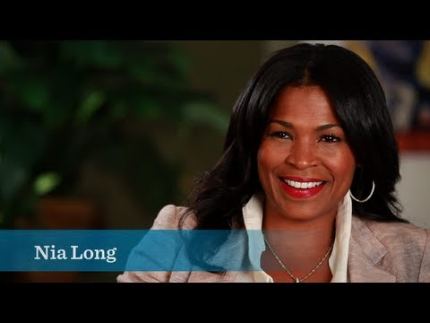 Nia Long: Why I support Barack Obama