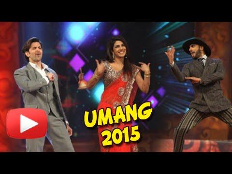 Hrithik Roshan, Priyanka Chopra, Ranveer Singh | Celebs Performing At Umang Police Show