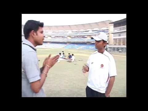 Ajinkya Rahane with Paresh K Patel