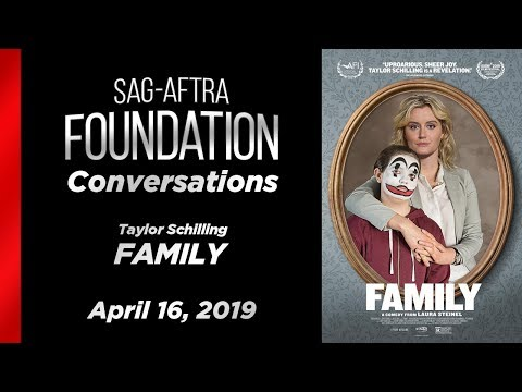 Conversations With Taylor Schilling Of FAMILY