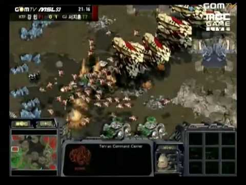 07MSLs3 Ro8 Xellos vs Nal rA 2set pt3 (English)