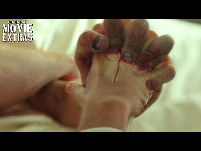 Rings Morphed Hands  Holts Vision Deleted Scenes Blu-RayDVD 2017