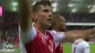 Reims vs Lyon 1-0 Goal Highlights HD 2018