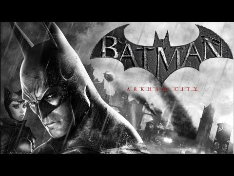 Batman Arkham City Benchmark na 8400gs